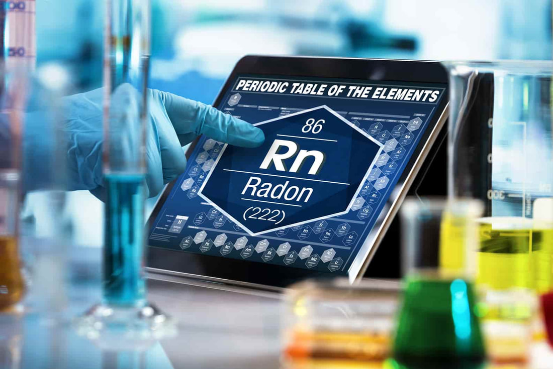 what is radon gas